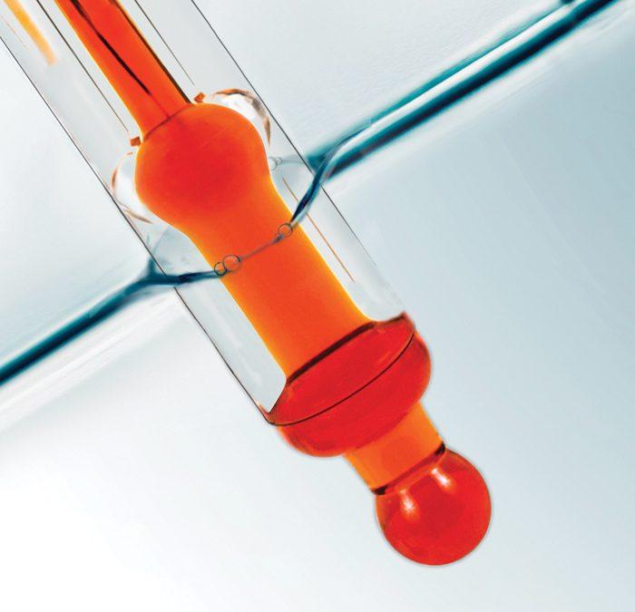 Problemet med pH-mätning i trögflytande vätskor