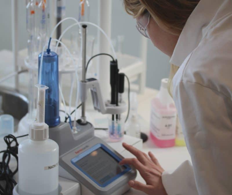 Titrering, automatiserad för ökad reproducerbarhet